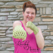 Spring Thaw Fingerless Gloves pattern