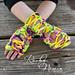 Pixie Dreams Fingerless Gloves pattern