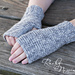 Snow Kissed Mitts pattern