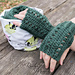 Tranquil Waters Fingerless Gloves pattern