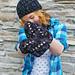 Obsidian Gloves pattern