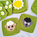 Sheep Granny Square pattern