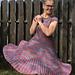 Simply Ribby Rib Dress pattern