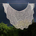 Lady of the Wood Lace Shawl pattern