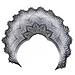 Lunar Voyage Lace Shawl pattern