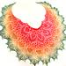 Bizarden Lace Shawl pattern
