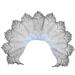 Pallas Athena Lace Shawl pattern