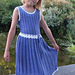 Summer Snowdrop Dress pattern