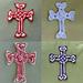 Celtic Cross bookmark pattern