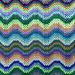 Slow Granny Ripple pattern