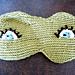 Sleeping Mask pattern