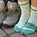 Cabin Socks pattern