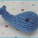 Moby the Whale pattern