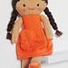 Elf Pop Amber Doll pattern