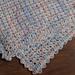Rey of Sunshine Blanket pattern