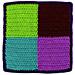 Square 1: Four Square pattern