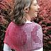 Isabelle's Crescent Shawlette pattern