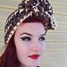 Striped Turban #2607 pattern