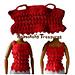 Crochet Barbie Top pattern