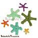 Starfish Motifs pattern