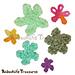 Sea Flower Motifs pattern