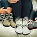Hearthside Slippers pattern