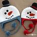 Snowman Hat pattern