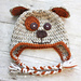Puppy Hat pattern