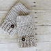 """The """"Andy"""" Hand Warmers pattern"""