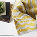 Ripple Baby Blanket pattern