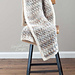Jane Throw Blanket pattern
