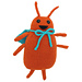 Hank the Super Beetle pattern