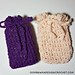 Special Soap Saver Bags pattern