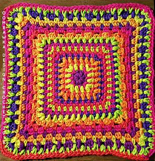 Pattern from Oombawka Design Crochet