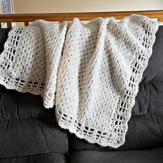 Cozy Hygge Throw Pattern from Oombawka Design Crochet. #hyggehome #CALCentralCrochet
