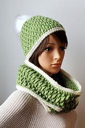 Veronica Hat. Oombawka Design Crochet. #scarfhatofthemonthclub2020