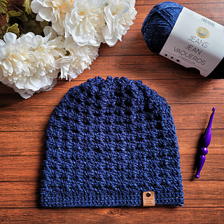 2021 Whatever Will Be Will Be Hat Pattern - Rhondda Mol