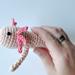 Amigurumi Axolotl pattern