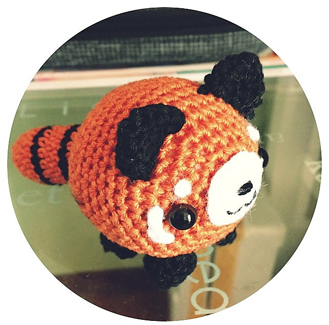 Pineapple Panda crochet pattern - Amigurumi Today | 633x640