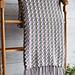 Granny Stripe Throw pattern