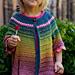 Abigail Fairy Cardigan pattern