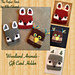 Fox Gift Card Holder pattern