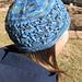 Snowdrop Lace Hat pattern