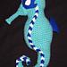 Amigurumi Seahorse pattern