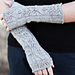 Frosted Vine Mitts pattern