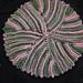Picot Swirl Hot Pad pattern