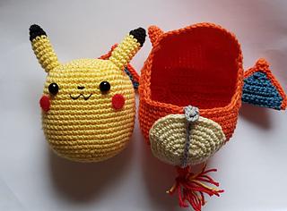 Charizard Amigurumi Crochet DIY / Mega Charizard Pokemon ... | 236x320