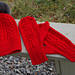 2♥s Beat As 1-Mitten and Hat pattern