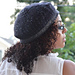 There Be Dragonflies Beaded Beret pattern