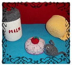 Topo Gigio amigurumi uncinetto crochet croché SUB -ESP/ENG - YouTube | 215x240